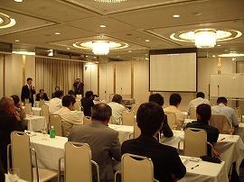 「普及爆発!」JCA経営者会議(大阪)