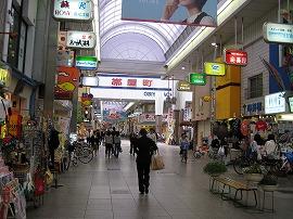 帯町商店街
