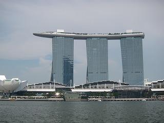 シンガポールへの社員旅行