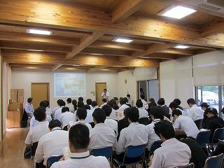 「らしさBOOK」研修会