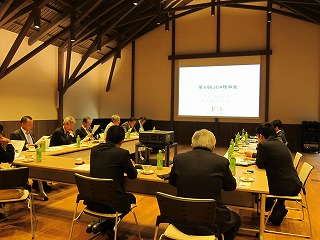 JCA(日本セルロースファイバー断熱施工協会)理事会