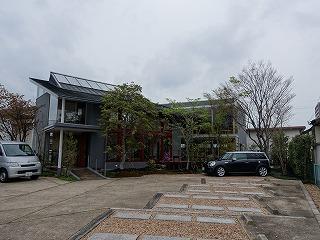 木の家づくり展示館 やまぐち 改修