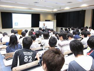 徳山高専 特別講義